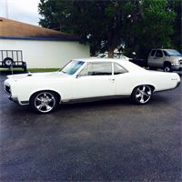 1967 GTO with new tires and wheels - 18
