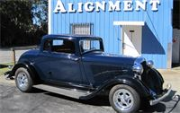 Bobo S.'s 1933 Plymouth with Crager Super Sport Wheels
