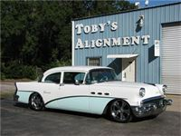 Justin's 1956 Buick
