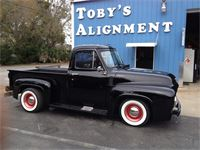 Mark B.'s 1955 Ford Truck