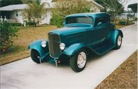 Ray's 1932 Ford