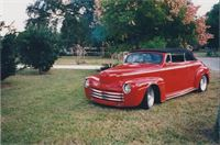 Ray's 1946 Ford Convertible